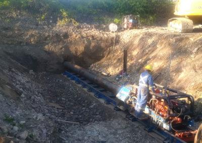 Evangeline Excavators